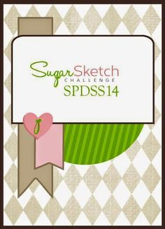 Stacey's Stamping Stage: Sugar Pea Designs Sugar Sketch 14
