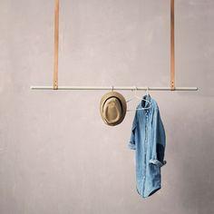 5 design kledingrekken: een ware blikvanger in jouw slaapkamer