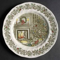 Johnson Brothers Holiday Dinnerware