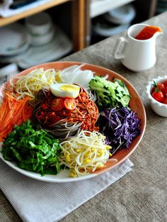 Asian Cooking, Easy Cooking, Cooking Recipes, K Food, Good Food, Yummy Food, Spicy Recipes, Asian Recipes, Healthy Recipes