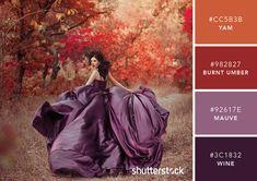 101 Color Combinations to Inspire Your Next Design – Autumn Color Palette