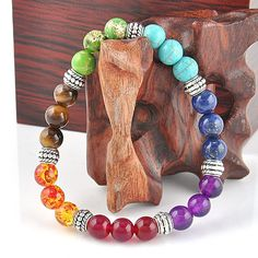 Crystals Stone Bracelet