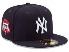 New York Yankees New Era MLB Ultimate Patch Collection Game 59FIFTY Cap 47beff7788d