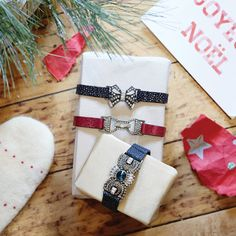 Perfect gift wrapping, Chloe + Isabel style... Https://www.chloeandisabel.com/boutique/tristacassidy