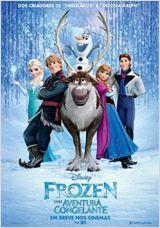 Frozen - Uma Aventura Congelante - Assisti em 2014