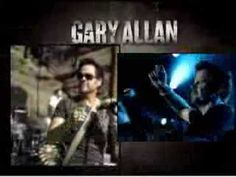 Gary Allan at Four Winds Casino Resort New Buffalo, Michigan September 20