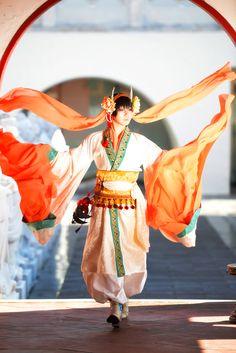 REIKA(reika2011) Hakutaku Cosplay Photo - WorldCosplay