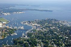 Lived here for 6 years.  Severn River meets Chesapeake Bay, Annapolis, MD