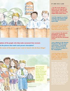 Sacrament Time Lesson 38: I Will Remember Jesus Christ during the Sacrament.  Purpose - To inspire each child to remember Jesus Christ during the sacrament.