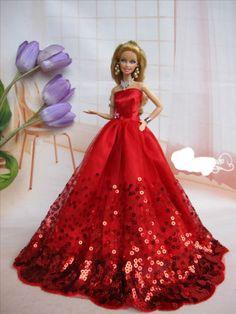 Barbie Dress Barbie Clothing Barbie Cloth Barbie Shoes | eBay