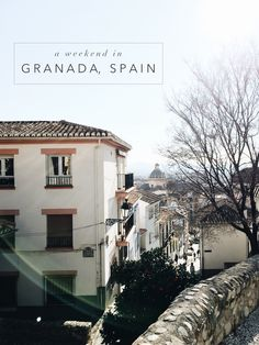 Tips + Eats from a Granada Local