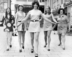 Miniskirts years 60s 70s • 1 • Girls sixties   seventies images ...