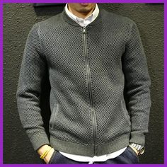 Check Price Men sweater jacket winter 2017 new autumn teenage boy cardigan knitted outerwear slim male baseball clothing zipper fashion Sweater Outfits, Sweater Jacket, Knit Cardigan, Men Sweater, Fall Outfits, Black Cardigan, Hoodie Sweatshirts, Estilo Ivy, Pullover Outfit