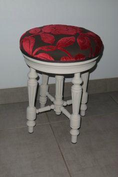 changer le tissu d 39 un tabouret de piano brest fauteuil. Black Bedroom Furniture Sets. Home Design Ideas