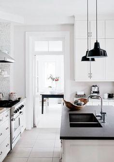 Kitchen designs #pendant lights