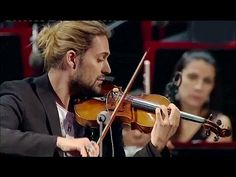 DAVID GARRETT: ♫ Violin Concerto No.1 ♫ von Max Bruch - YouTube
