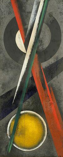 Alexander Rodchenko | Non Objective Composition