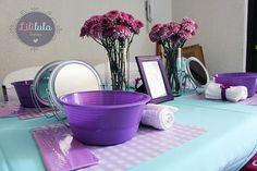 Diseño de Eventos y Spa para niñas en Querétaro   SPA de Frozen!: Dafne - 7 años