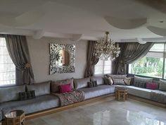 Salon marocain sur-mesure Sophia Jamai