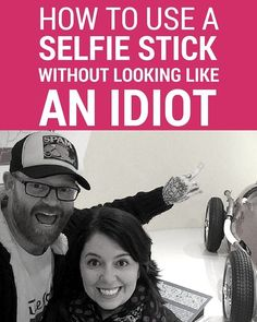 Should you buy a selfie stick? Here's a guide of how to use a selfie stick without looking obnoxious. Get tips, tricks and learn where it's banned. Taking Pictures, Cool Pictures, Cool Photos, Travel Advice, Travel Tips, Travel Ideas, Travel Inspiration, Travel Pictures, Travel Photos