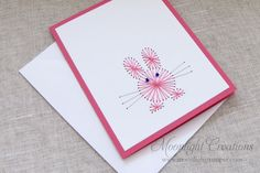 #cross stitch cards #handmade cards #easter cards