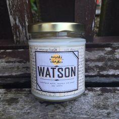"Bougie ""Watson"", Meraki Candles"