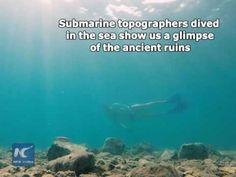 Greek archaeologists to build underwater museum in Epidaurus