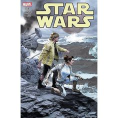 Star Wars (2015-) #33 Written by Jason Aaron Art by Salvador Larroca Cover by Mike Mayhew The Hero of the Rebellion & the Princess of the Revolution! Luke and Leia finally get some time alone. Unfortunately it's stranded on a desert island.