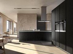 厨房 SieMatic PURE - S1 by SieMatic 设计师Martin Dettinger, Kressel   Schelle design