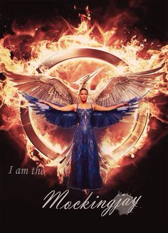 Hunger Games / Mockingjay / Katniss / Quote / Catching Fire