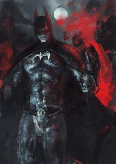 Batman, by DismalFreak.
