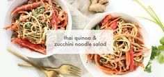 Zucchini & Summer Squash | Inspiralized