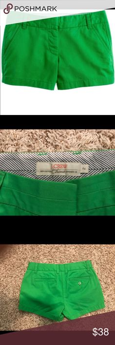 J Crew 3 inch shorts NWOT, never worn, perfect condition! J Crew Shorts