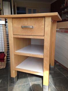 ikea varde free standing single kitchen unit