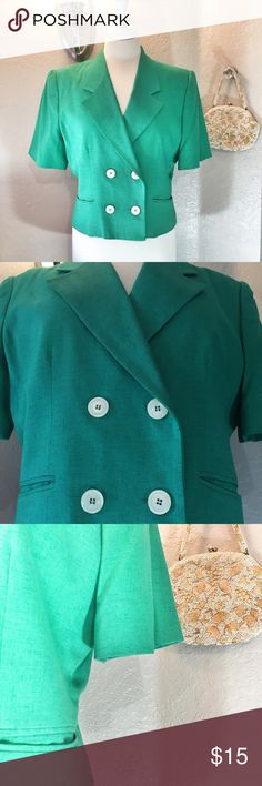 Jacobson's Blazer Jacket Size 12  Great pre-loved condition. 85% rayon and 15% linen. Jacobson's Jackets & Coats Blazers