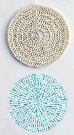 "Desde ""Crochet Divino Crochet"" en facebook"