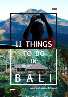 11 Amazing Things You Need To See And Do In Bali On Your First Visit