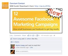 2 Huge Ways Facebook Page Posts Are At A Disadvantage In The Newsfeed