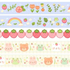 Free Printable Stationery, Printable Stickers, Journal Stickers, Planner Stickers, Love Scrapbook, Framed Wallpaper, Kawaii Stationery, Tapas, Paper Background