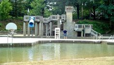 Harold Hall Quarry Beach - Batavia Park District  WED  way back wednesdays