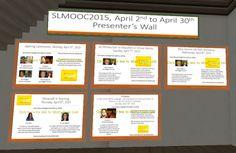 Second Life MOOC on WizIQ