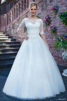 Sincerity Bridal 2016 Wedding Dresses