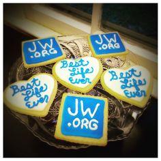 Jw.org cookies/ Best life ever cookies