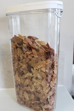 Homemade nutty bran flakes thats right its a snap to make homemade cold cereal two flakey varieties ccuart Image collections