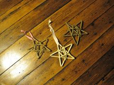 Willow Stars - Bob Johnston Baskets