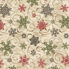 Christmas Fabric 2019.Pinterest