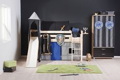 15 Fun Bunk Bed With Slides for Kids