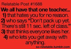LOL funny truth true true story school teachers i can relate so true teen quotes relatable funny quotes so relatable. I love my teacher that just lets you get away with Whatevs. Funny Quotes For Teens, Teen Quotes, Funny Quotes About School, School Quotes For Teens, Teen Memes, Parent Quotes, Education Quotes For Teachers, Quotes For Students, Funny Teachers