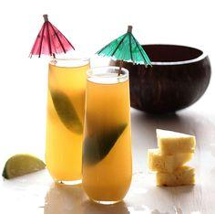 Drink zen! Mai Tai - Rum claro e escuro. Licor de laranja, suco de abacaxi e Limão.