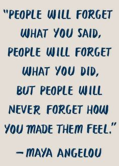 Allwaysbehappy: People will Forget ...